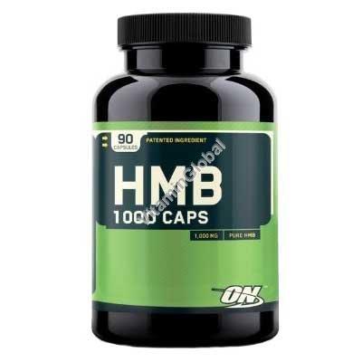 HMB 1000 мг 90 капсул - Optimum Nutrition