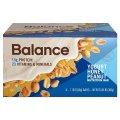 Протеиновый батончик йогурт, мед и арахис 6 штук по 50 гр - Баланс