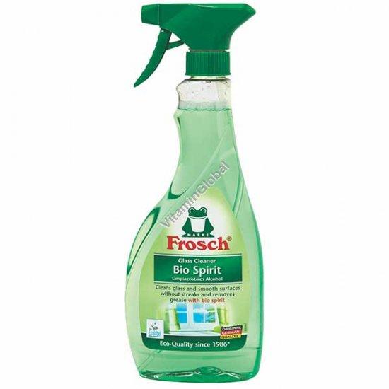 Эко средство для чистки окон и стекла 500 мл - Frosch