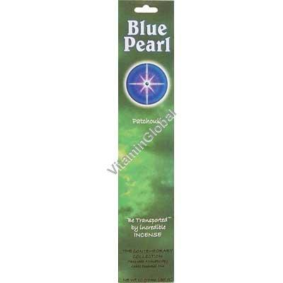 Индийские благовония пачули 10 гр - Blue Pearl