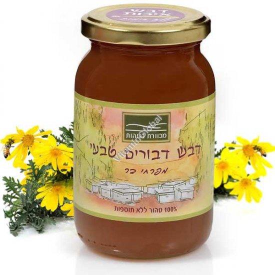 Натуральный пчелиный мед 500 гр - Nego