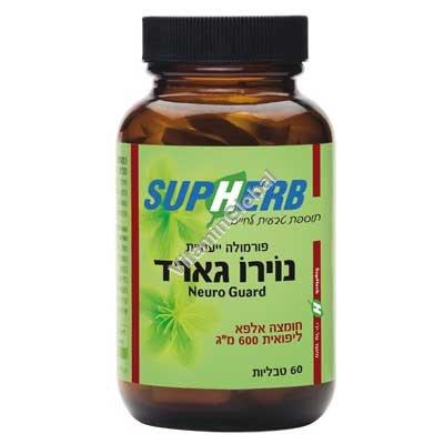 Альфа липоевая кислота 600 мг Neuro Guard 72 таблеток - Supherb