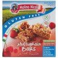 Безглютеновые рисовые батончики с красными ягодами 6 шт - Molino Nicoli