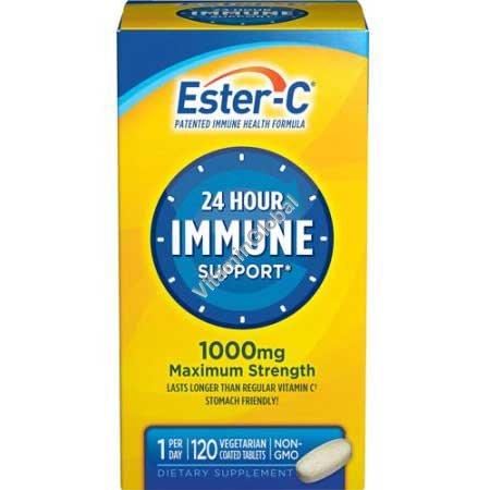 Эстер-С - формула для иммунной системы 1000 мг 120 таблеток - Nature\'s Bounty