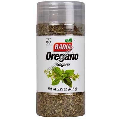 Орегано сушеное без глютена 63.8 гр - Badia