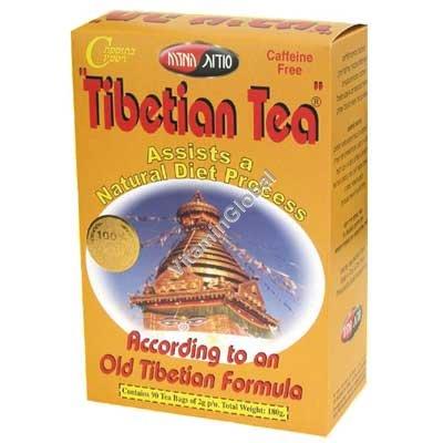 Тибетский чай 90 пакетиков - Oriental Secrets