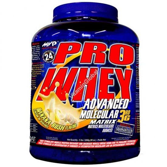 Сывороточный протеин вкус банана 2.27 kg - MVP