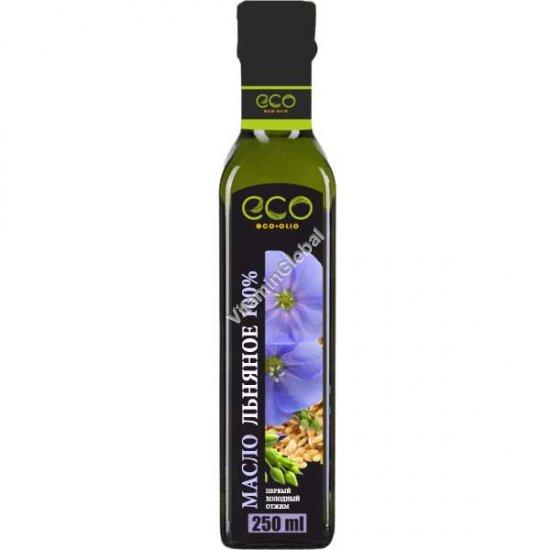 Льняное масло холодного отжима 250 мл - ECO
