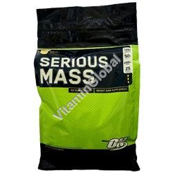 Гейнер Serious Mass вкус шоколада 5.455 кг - Optimum Nutrition