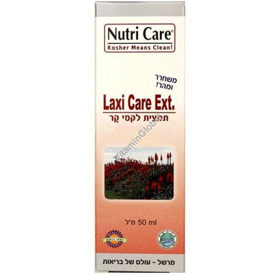 Laxi Care экстракт - натуральное слабительное 50 мл - Nutri Care