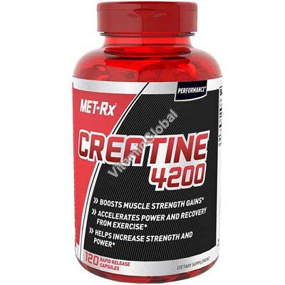 Креатин 4200 120 капсул - MET-Rx