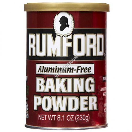 Безглютеновый порошок для выпечки 230 гр- Rumford