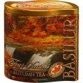 """""""Осенний чай"""" - цейлонский черный чай со вкусом кленового сиропа в подарочной упаковке 125 гр - Basilur"""