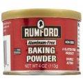 Безглютеновый порошок для выпечки 113 гр- Rumford