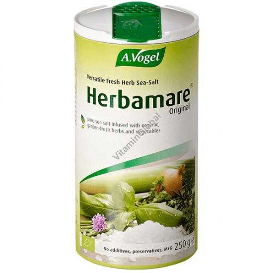 Морская соль со специями Herbamare 250 гр - A.Vogel