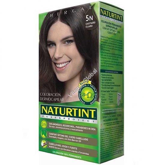 Светло-каштановый 5N - Натуртинт