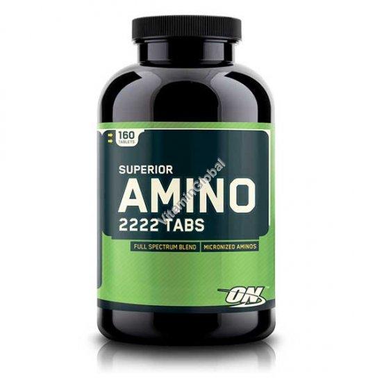 Амино 2222 160 таблеток - Optimum Nutrition