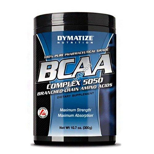 BCAA 5050 аминокислоты в порошке 300 гр - Dymatize