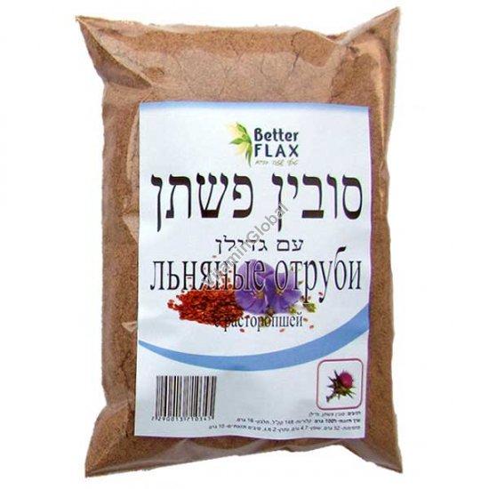 Льняные отруби с расторопшей 200 гр - Better Flax