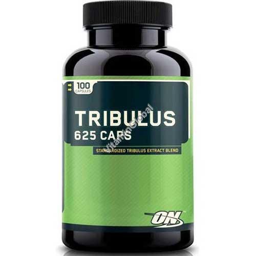 Трибулус террестрис 625 мг 100 капсул - Оптимум Нутришен