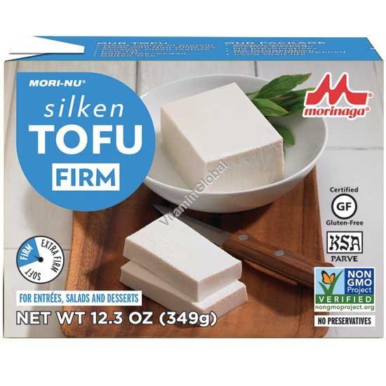 Безглютеновое тофу 349 гр - Mori-Nu