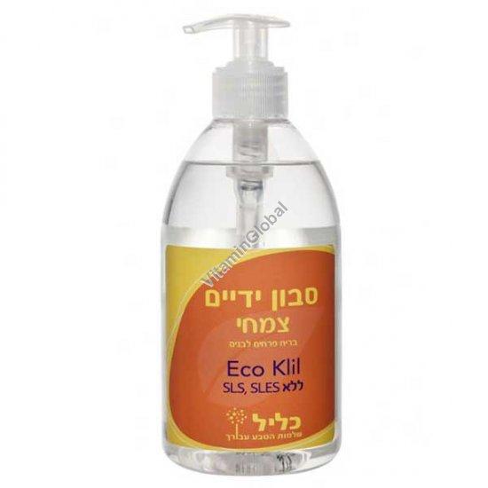 Жидкое мыло для рук с цветочным ароматом 500 мл - Eco Clil