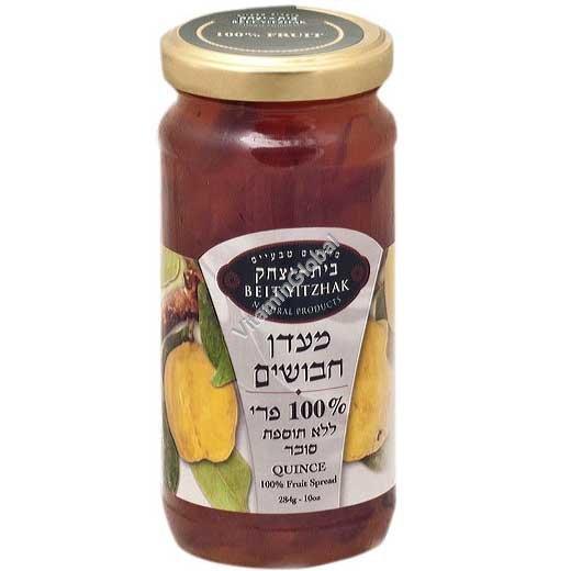 Натуральный айвовый джем без добавки сахара 284 гр - Бейт Ицхак