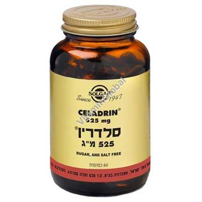 Celadrin 525 мг 60 капсул - Сольгар