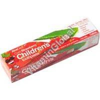 Натуральная зубная паста с алоэ вера для детей вкус клубники 125 гр - Aloe Active