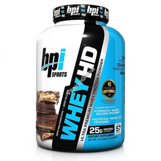 Ультра-премиум сывороточный протеин со вкусом шоколадного печенья 1.90 кг - bpi Sports