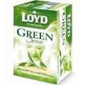 Зеленый и белый чай с ароматом алоэ 20 фильтр-пакетиков - Loyd