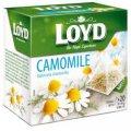 Ромашковый чай 20 фильтр-пакетиков пирамид - Loyd