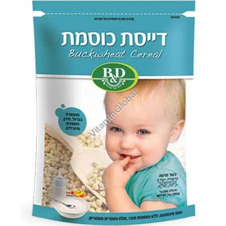 Гречневая каша для детей с добавкой витаминов и минералов 200 гр - Better & Different