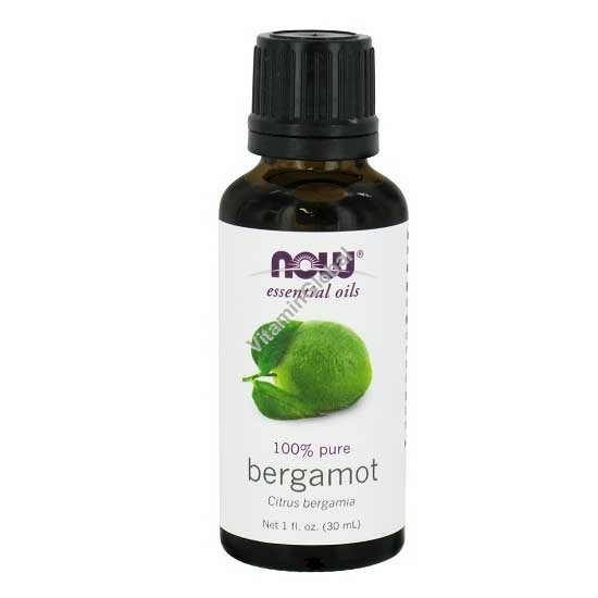 Масло бергамота 30 мл - Now Essential Oils