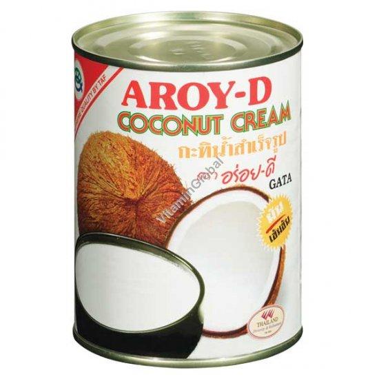 Кокосовые сливки 400 мл - Aroy-D