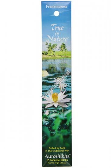 Натуральные благовония ладан 15 палочек - Auroshikha
