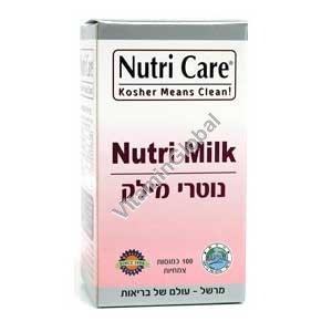 Nutri Milkit - формула для повышения лактации 100 капсул - Nutri Care