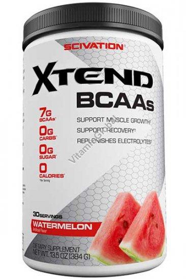 Xtend – комплекс аминокислот BCAA со вкусом арбуза 384 гр - Scivation