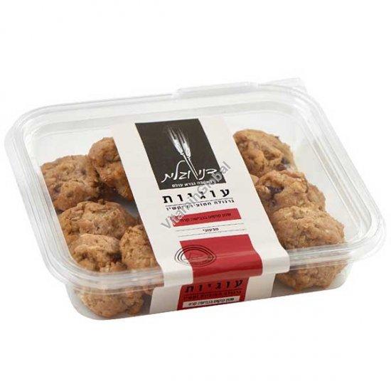 Печенье из цельнозерновой спельтовой муки с клюквой и кешью 230 гр - Дани и Галит
