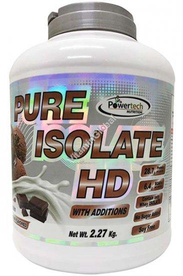 Изолят сывороточного протеина с шоколадным вкусом 2.27 гр - PowerTech Nutrition