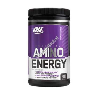Амино-энергетический комплекс вкус винограда 270 гр - Optimum Nutrition
