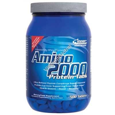 Аминокислотный комплекс Амино 2000 500 таблеток - Inner Armour