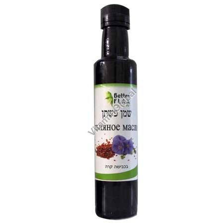 Льняное масло холодного отжима 250 мл - Better Flax