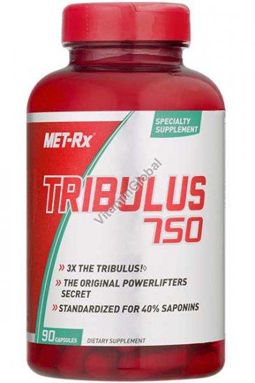 Трибулус 750 90 капсул - MET-Rx