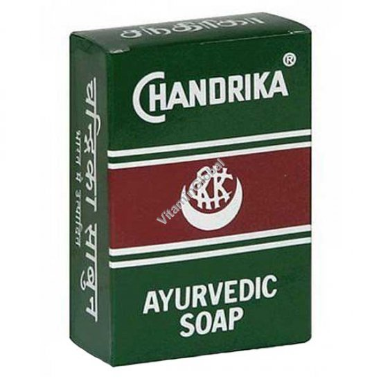 Аюрведическое травяное мыло чандрика 75 грамм