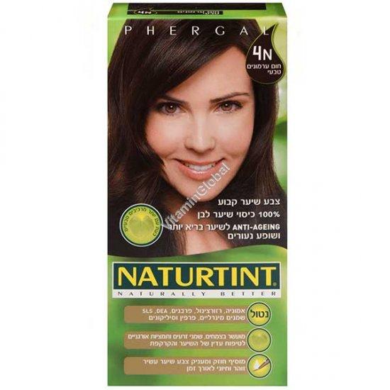 Натуральный каштановый 4N - Натуртинт