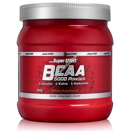 BCAA 5000 в порошке 300 гр - Супер эффект