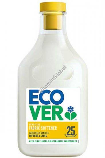 Экологический смягчитель для стирки с запахом ваниль и гардения 750 мл - Эковер