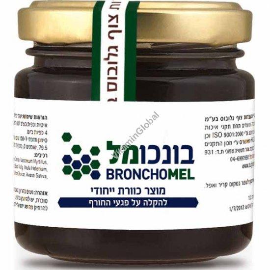 BronhoMel от кашля и бронхита 120 гр - Цуф Глобул