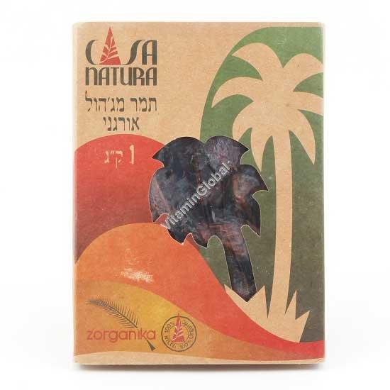 Органические финики меджул 1 кг - Zorganika